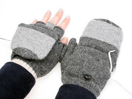 usb перчатки