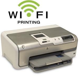 Принтер с WiFi