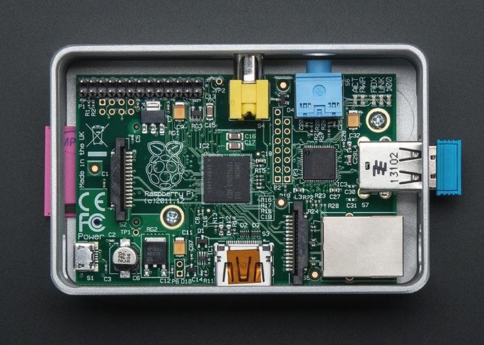 Raspberry-Pi-Aluminium-Case