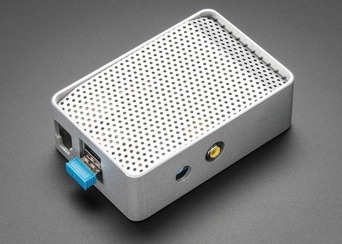 Raspberry-Pi-Aluminum-Case