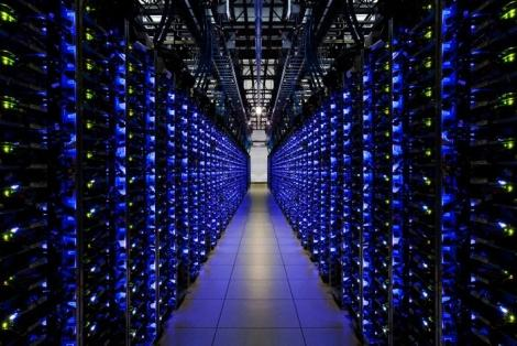 google дата-центр