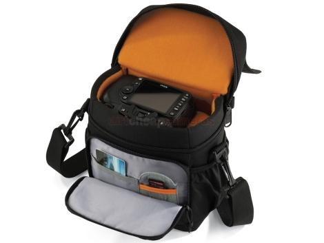 lowepro adventura 140 open