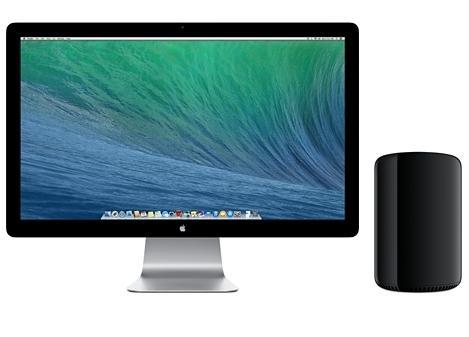 Mac Pro и Дисплей