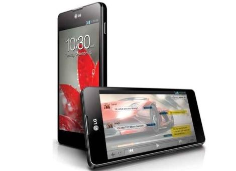 LG Optimus G Android 4.4 KitKat