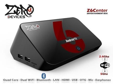Zero Devices Z6C