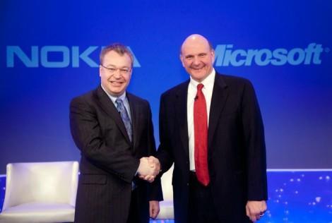 Nokia Elop Ballmer