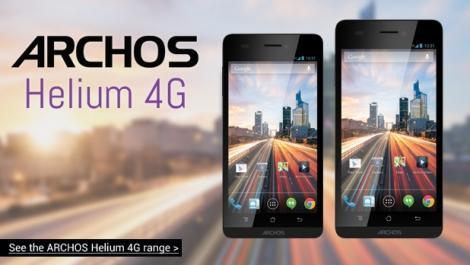 Archos 50 Helium 4G