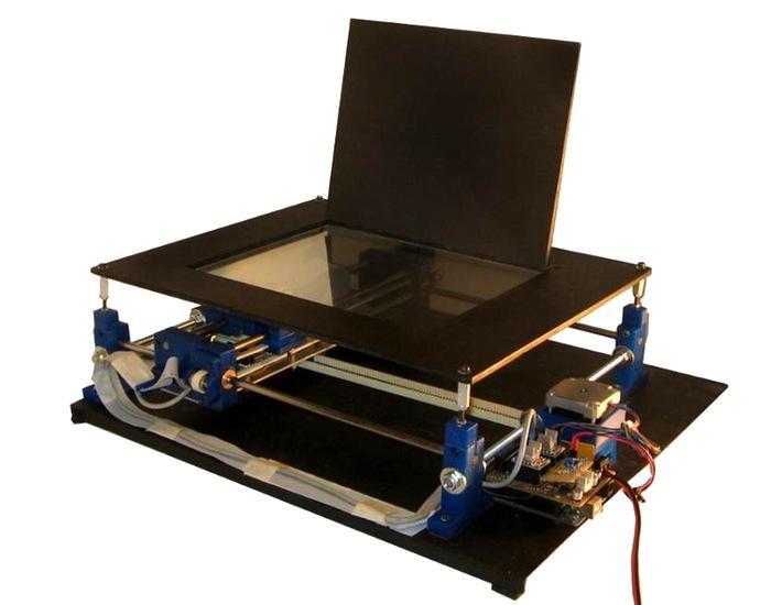 DIY-laser-PCB-printer