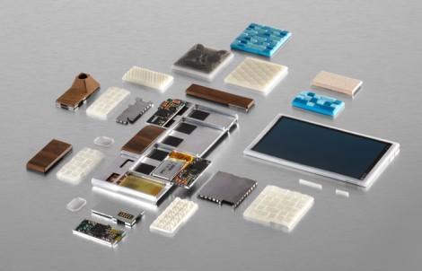 Google Project Ara Modular Smartphone