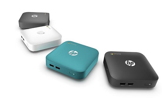 New HP Chromebox