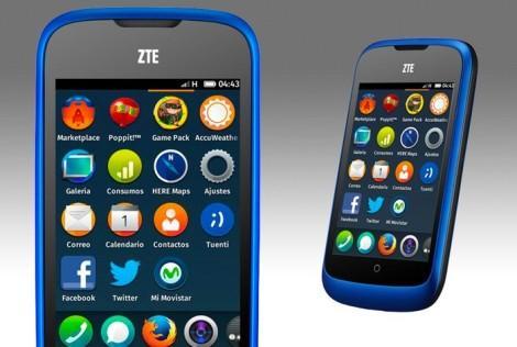 ZTE Open C