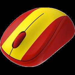 Spain Logitech Mouse