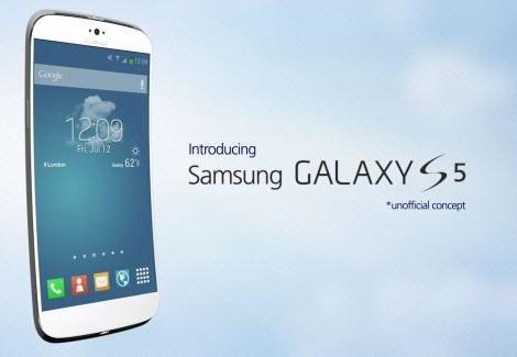 Концепт Samsung Galaxy S5