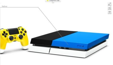 PS4 Color