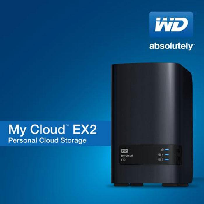 My Cloud EX2