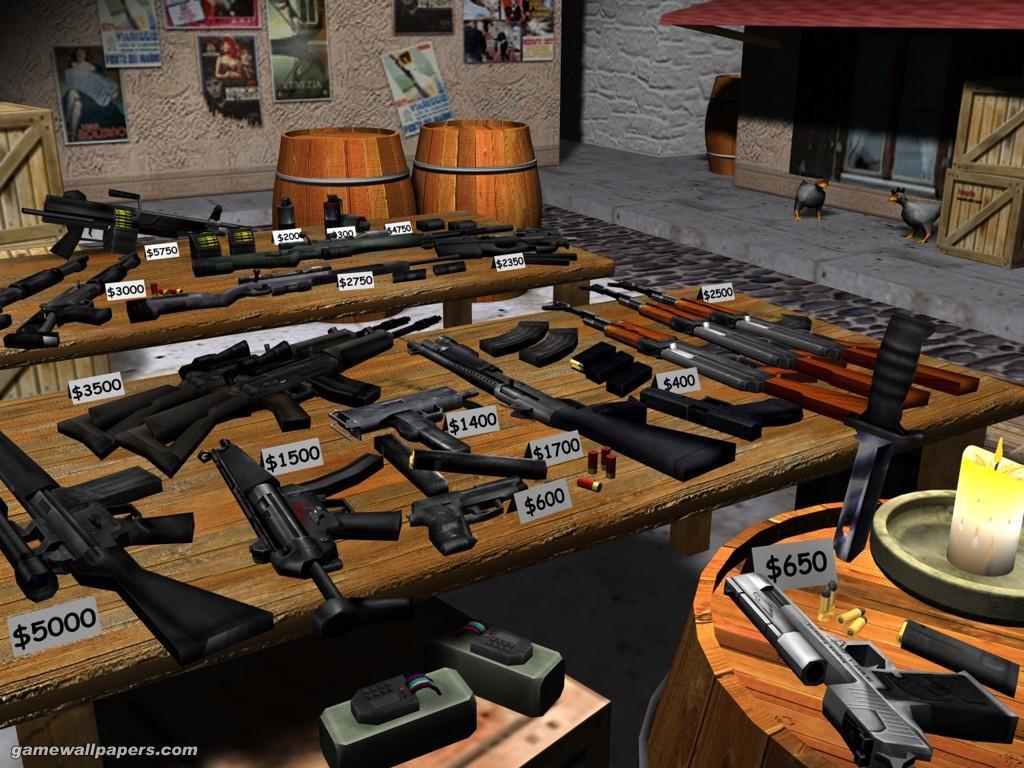 gun shop cs