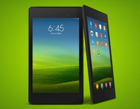 Xiaomi планшет