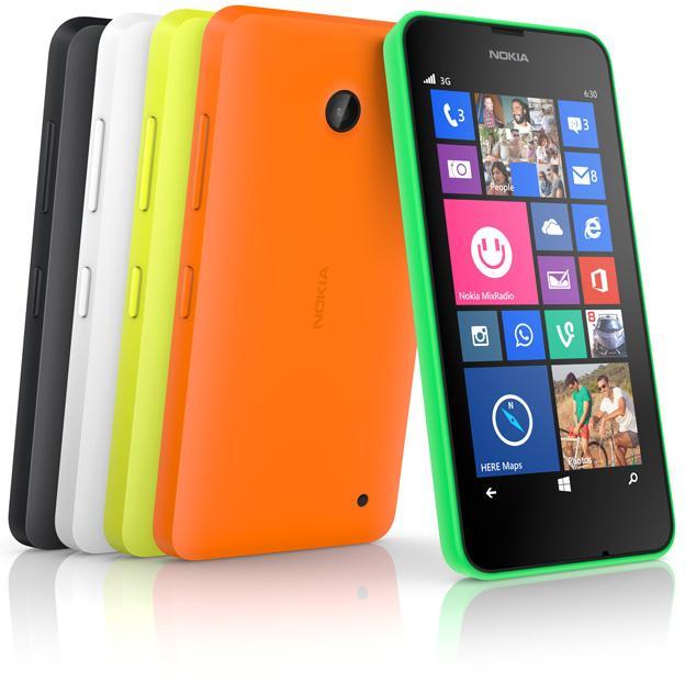 Lumia 630 3G
