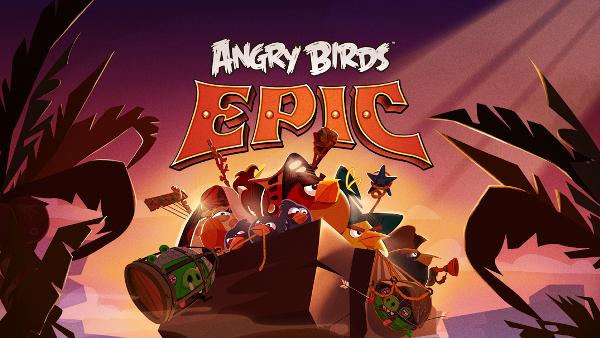 Обзор Angry Birds Epic