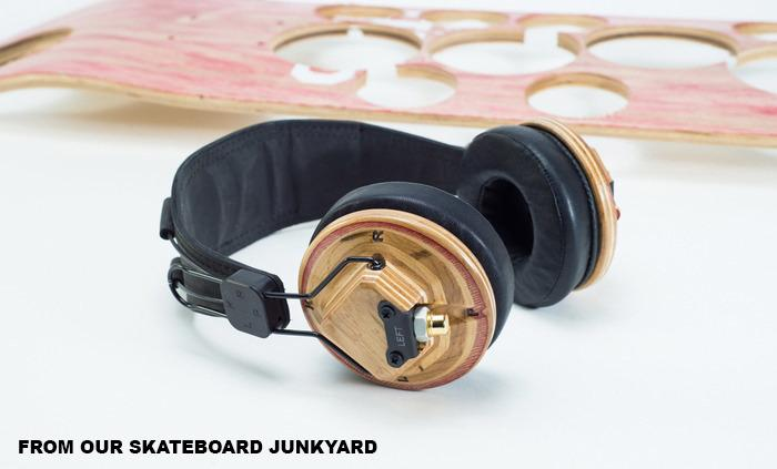 LKPR Canadian Maple Headphones