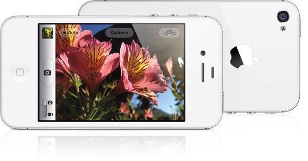 iphone 4s камера