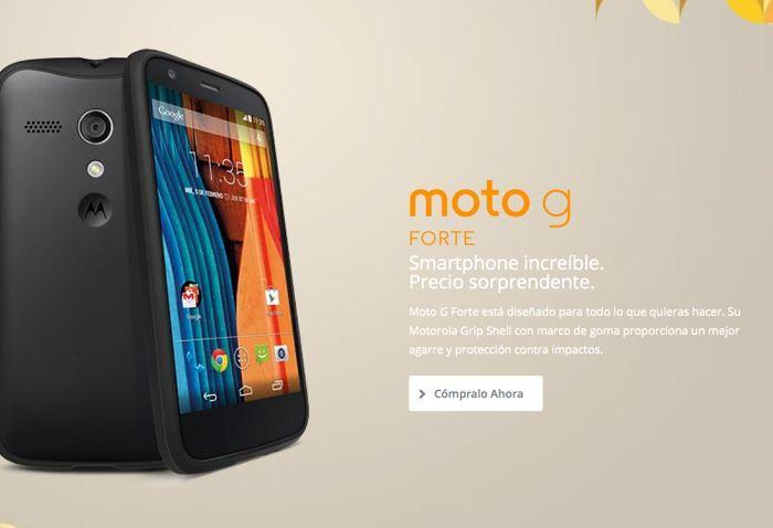 Motorola G Forte
