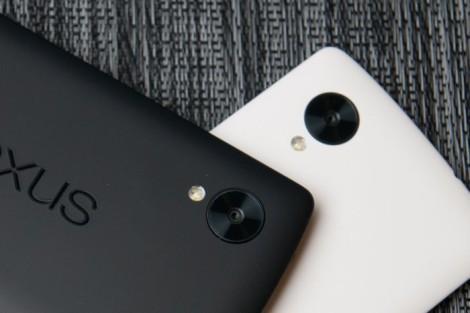 Камера Google Nexus