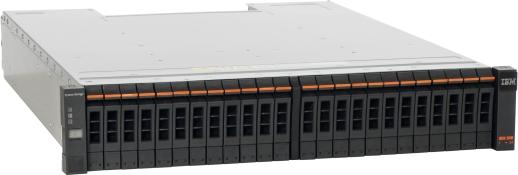 Дисковая система хранения данных IBM
