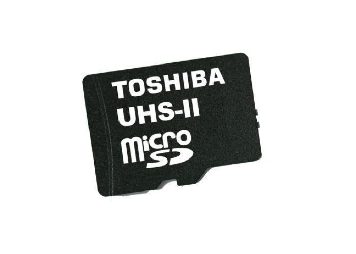 toshiba uhs ii