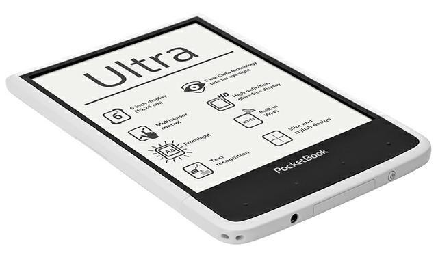PocketBook Ultra eReader