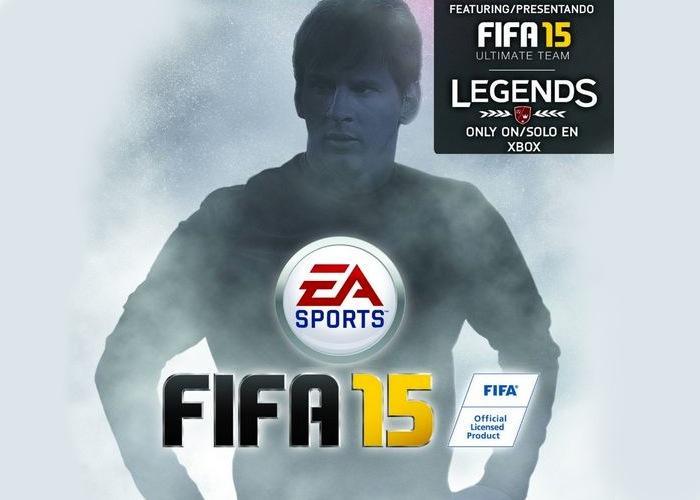 FIFA 15 Ultimate Team Legends