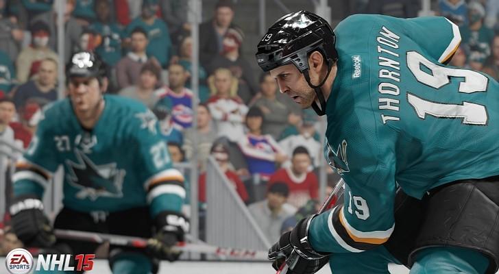 NHL 15 Трейлер