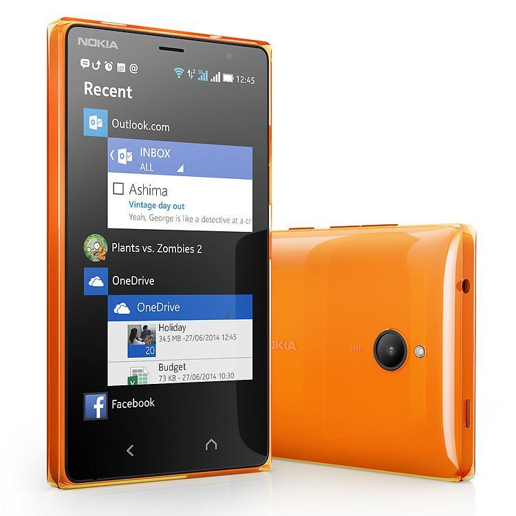 Nokia X2 Dual-SIM-Fastlane