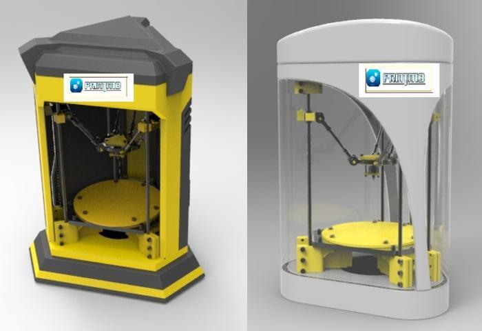 PrintM3 3D Printer