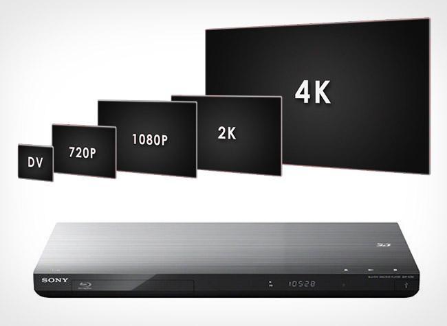 Sony BDP S790