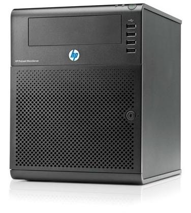 Tower-микросервер HP Proliant MicroServer