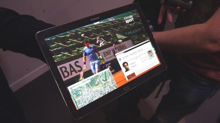 Samsung Tablet UHD