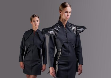 wearablesolar coat