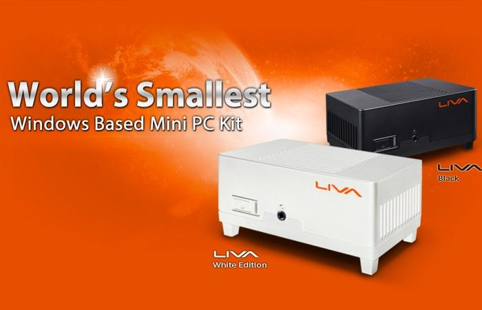 ECS LIVA Mini PC