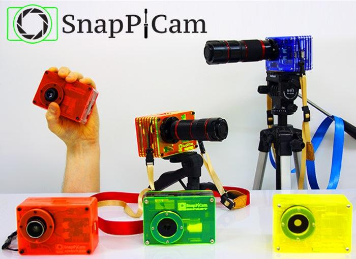 SnapPiCam