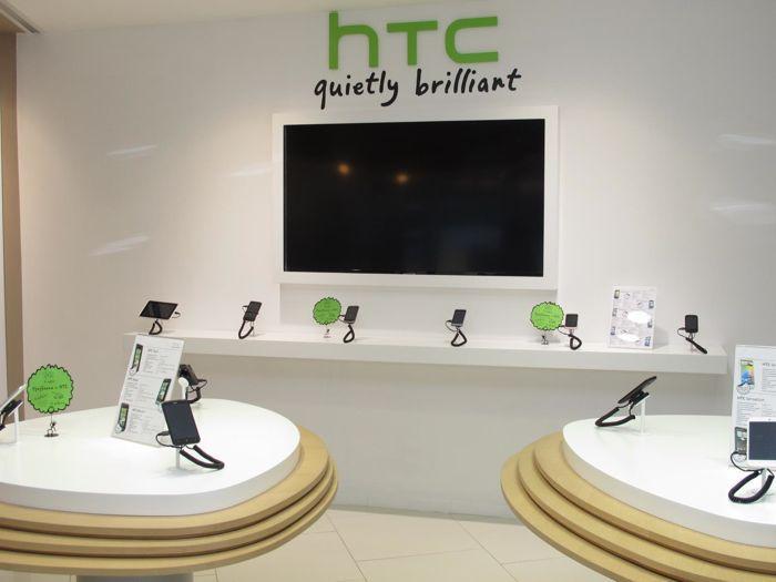 HTC стенд