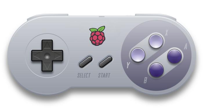 pi gamer gamepad