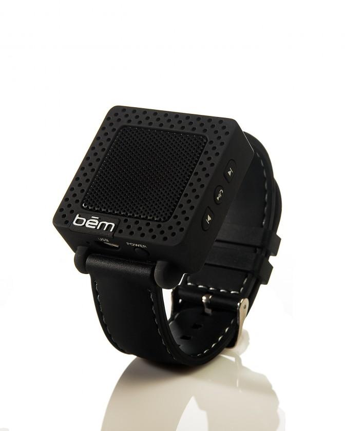Bem's Bluetooth Speaker Band