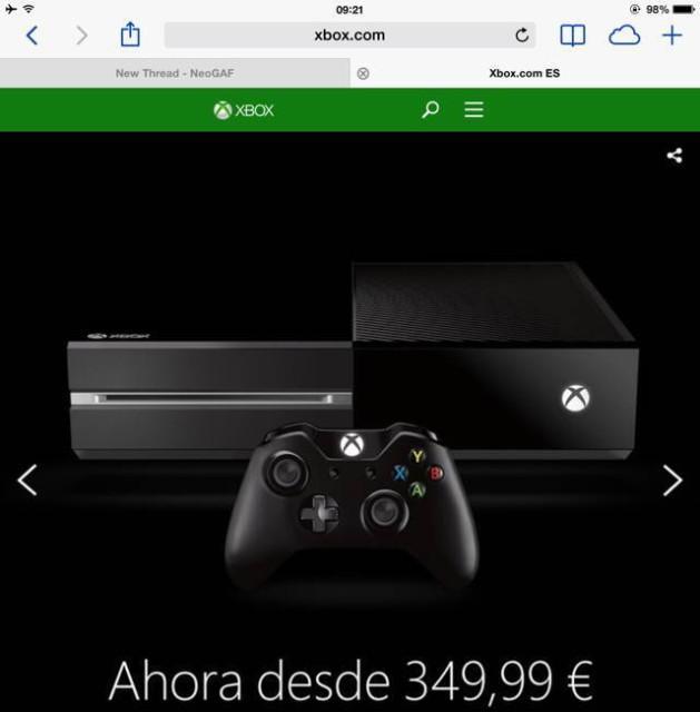 xbox spanish