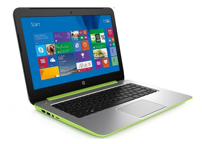 HP Stream Green