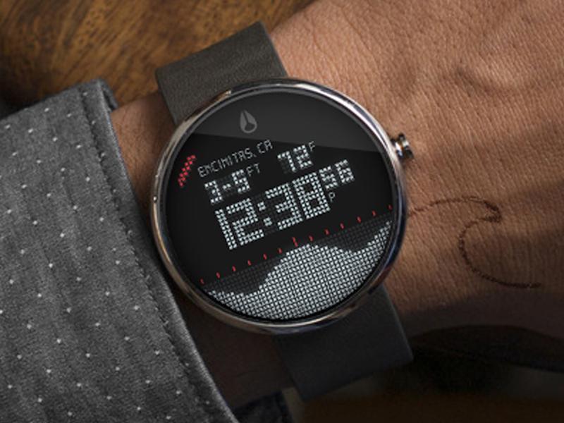 Moto 360 умные часы