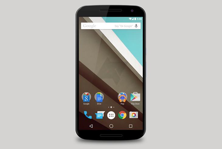 Рендер Nexus 6