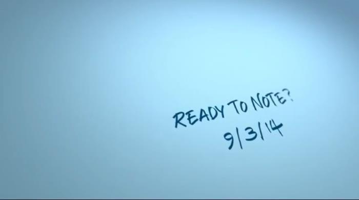 Samsung Galaxy Note 4 тизер