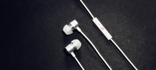 Silver Bullet Earphone