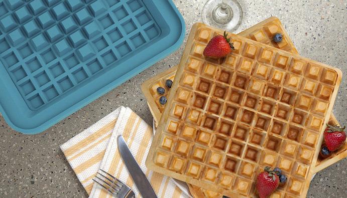 Pixel Waffle Maker